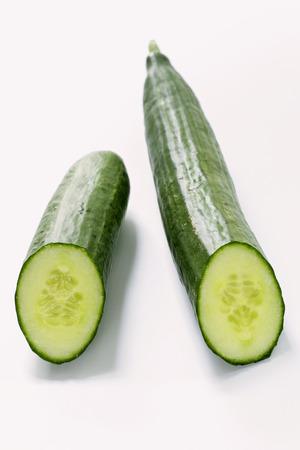 cut through: Cucumber, cut through LANG_EVOIMAGES