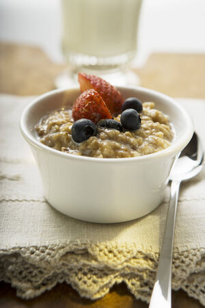 macerated: Porridge with berries LANG_EVOIMAGES