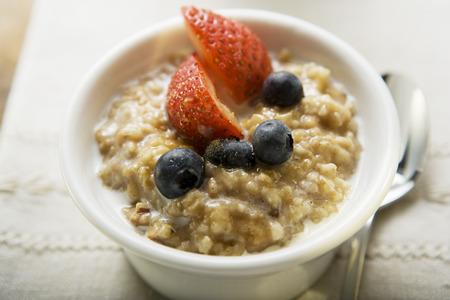 macerated: Porridge with berries LANG_EVOIMAGES