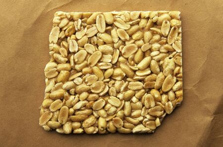 brittle: Peanut Brittle LANG_EVOIMAGES