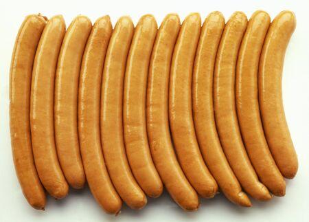 wienie: Vienna sausages