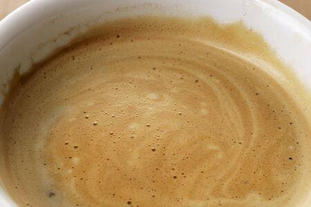 crema: A cup of Caffe Crema
