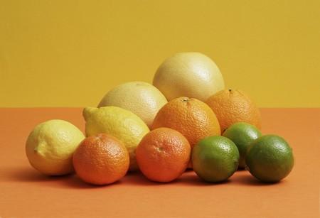 감귤류의 과일: 다양한 감귤류
