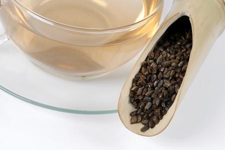 semen: Cup of tea with Semen cassiae
