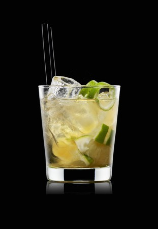 nonalcoholic: Ipanema (Non-alcoholic drink made with lime juice, brown sugar)