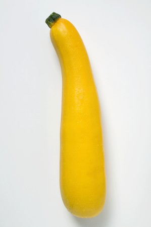 cocozelle: Yellow courgette
