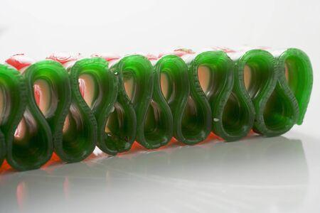 liquorice: Liquorice sweets for Christmas