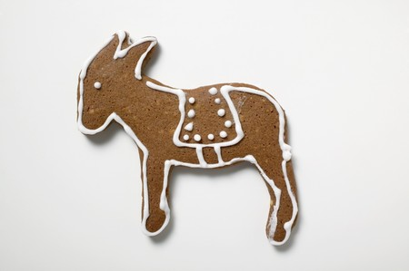 ass christmas: Christmas biscuit (donkey) LANG_EVOIMAGES