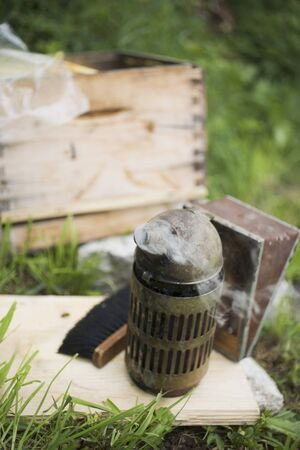 beekeeping: Beekeeping equipment and beehive LANG_EVOIMAGES
