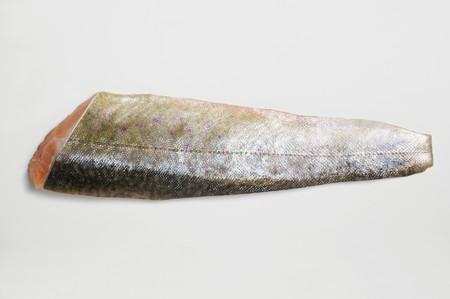 salmo trutta: Salmon trout without head