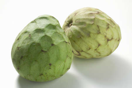 anona: Two cherimoyas LANG_EVOIMAGES