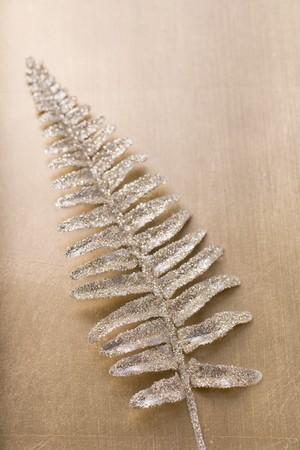 silver fern: Silver fern (Christmas decoration)