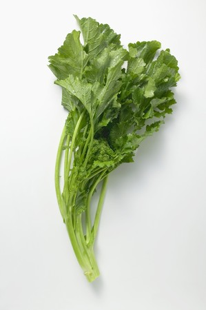 comida: Rabe brócolis frescos
