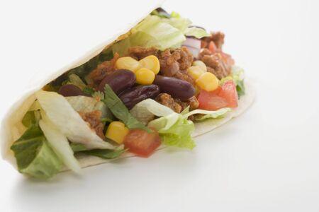 carne picada: Pique taco