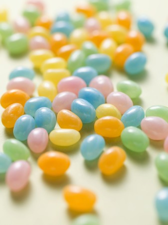 jellybean: Assorted jelly beans LANG_EVOIMAGES