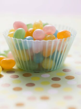 jellybean: Coloured jelly beans for Easter LANG_EVOIMAGES