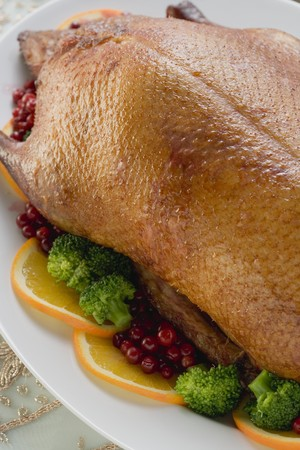 entenbraten: Roast duck for Christmas LANG_EVOIMAGES