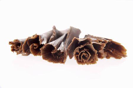 curls: Chocolate curls