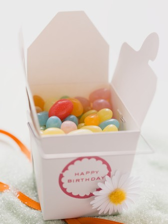 jellybean: Jelly beans for a birthday LANG_EVOIMAGES