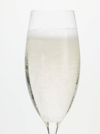 champers: Glass of sparkling wine LANG_EVOIMAGES