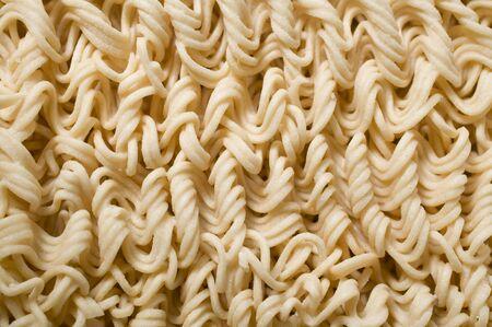 instant noodles: Asian instant noodles (full-frame)
