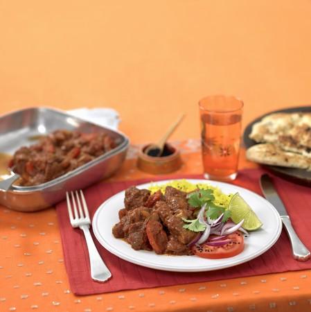 chicken curry: Chicken curry