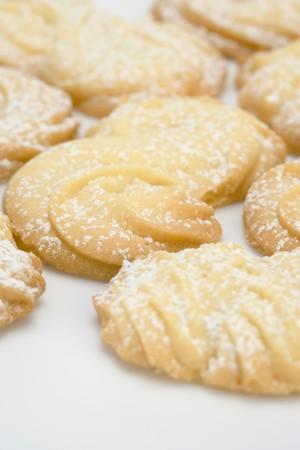 sucre glace: Cookies de sucre glace