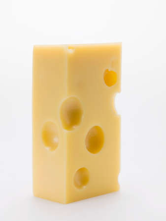 emmental: Piece of Emmental cheese