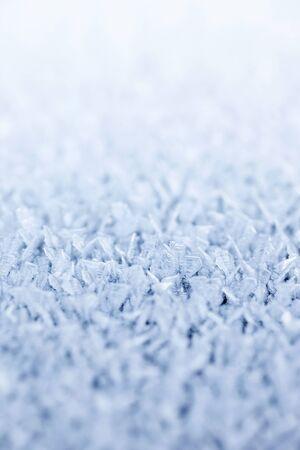 hoar frost: Hoar frost