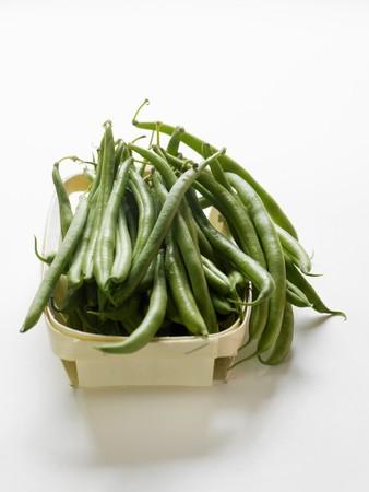 green beans: Jud�as verdes