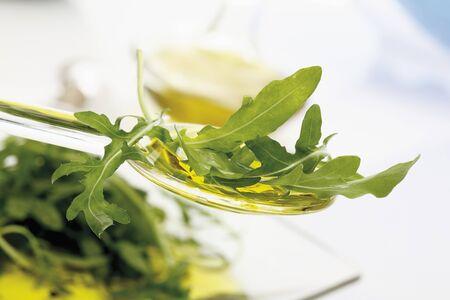 arugola: Rocket on a spoonful of olive oil LANG_EVOIMAGES