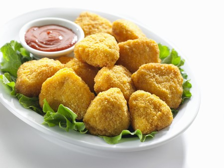 Chicken Nuggets: Nuggets de pollo