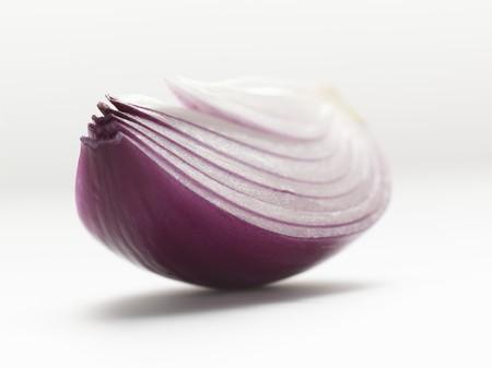 quartered: Red onion (quarter)