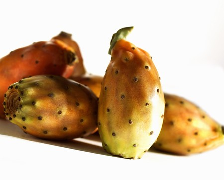 aaa: Several prickly pears