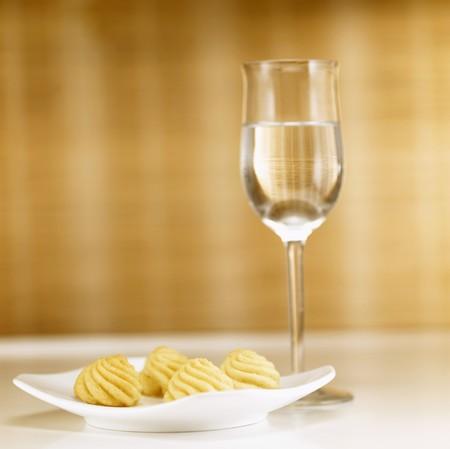 rosaces: pommes de terre duchesse (rosettes au four de la pur�e) LANG_EVOIMAGES