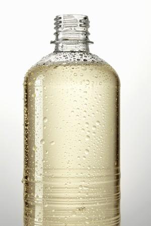 soda pops: Healthy lemonade in bottle LANG_EVOIMAGES