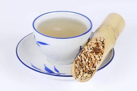calamus: Calamus root tea (Acorus gramineus)