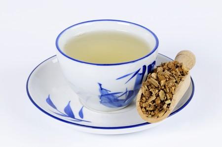 homoeopathic: Aucklandia root tea (Aucklandiae Radix, Mu Xiang)