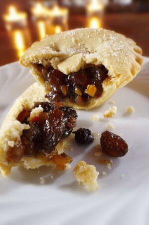 mince pie: Christmas mince pie