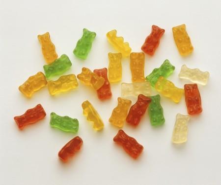gummi: Orsi colorati Gummi