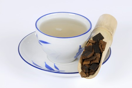 homoeopathic: Eucommia bark tea LANG_EVOIMAGES