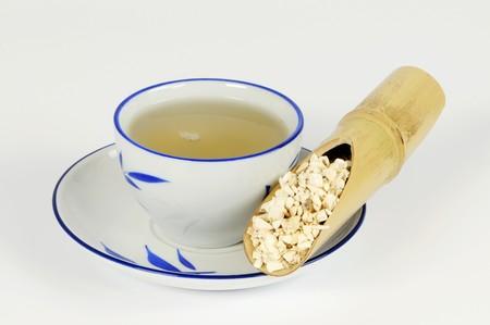 angelica sinensis: Angelica root tea (Angelica dahurica)