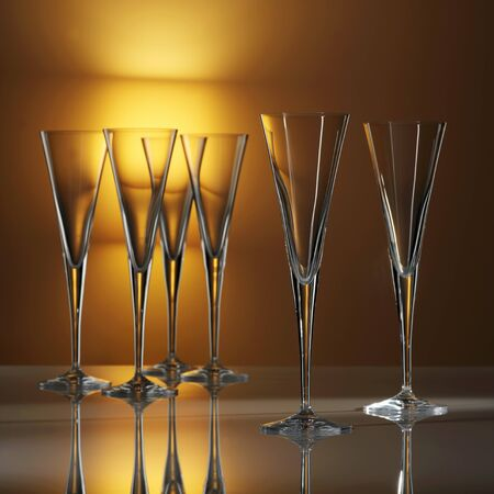 brownness: Champagne flutes