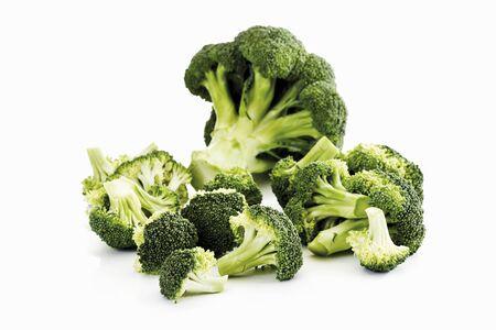 florets: Broccoli florets