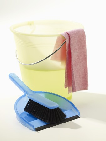 cleansed: Cleaning utensils