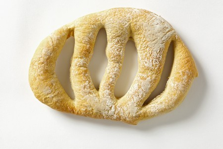 speciality: Fougasse (Speciality bread from Provence, France)