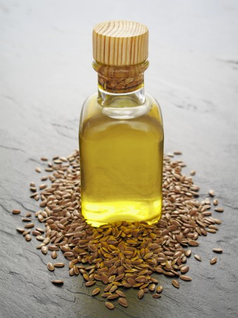 linseed oil: Linseed oil and linseeds