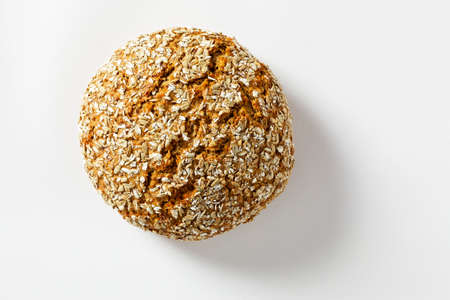 spiced: Spiced wholemeal rye bread