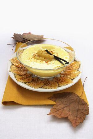 pip: Yoghurt cream with apple