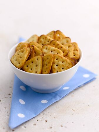 nibbles: A bowl of snacks
